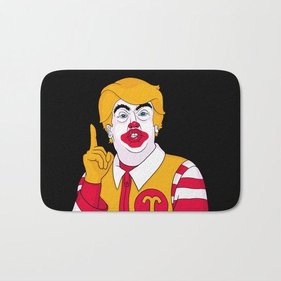 McDonald Trump Bath Mat