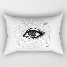 You're a Slave To Your Mind Rectangular Pillow