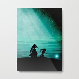 Aerith's death Metal Print