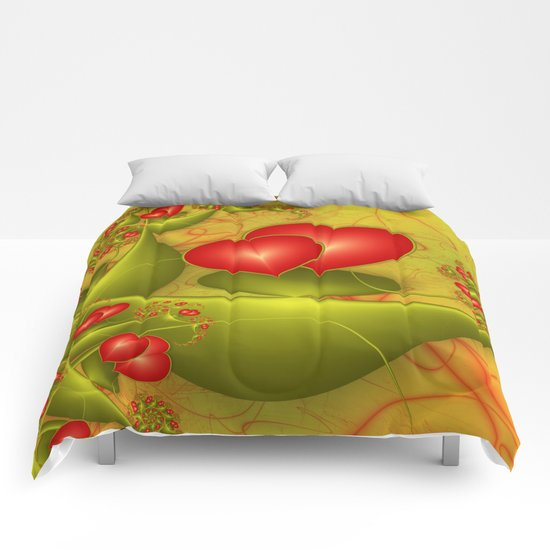 Fractal Love Comforters