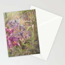 ORCHID PURPLES/ LILAC PILAR VAZQUEZ Stationery Cards