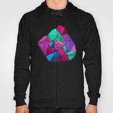 Geographik/Geometrik Hoody
