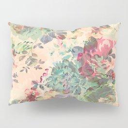 Flower Abstraction Pillow Sham
