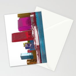 San Francisco City Stationery Cards