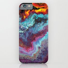 Fire Stone iPhone Case