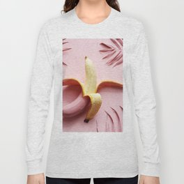 Tropical composition Long Sleeve T-shirt