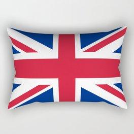 flag of uk- London,united kingdom,england,english,british,great britain,Glasgow,scotland,wales Rectangular Pillow