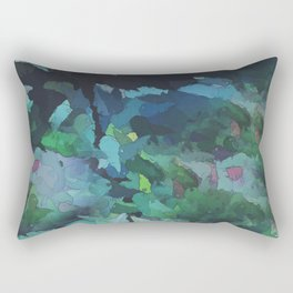 Tree Vomit Rectangular Pillow