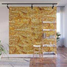 Gold Glittering Gold Wall Mural