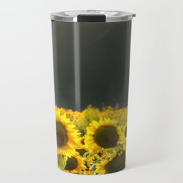 Sunflower 20 #sunflowers Travel Mug
