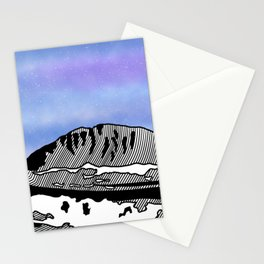 Mount Olympus Stationery Cards