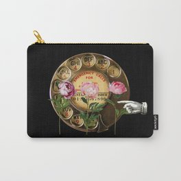 Call me Rose Carry-All Pouch
