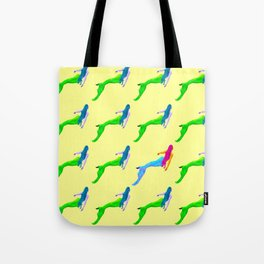 A different Mermaid Tote Bag