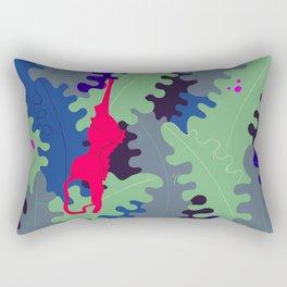 Late night activities Rectangular Pillow