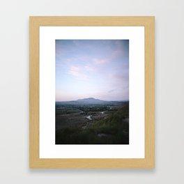 Earth Day Framed Art Print