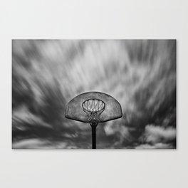 Basketball Dream Canvas Print