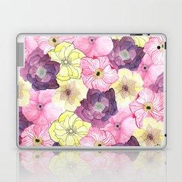 The Hellebores Laptop & iPad Skin