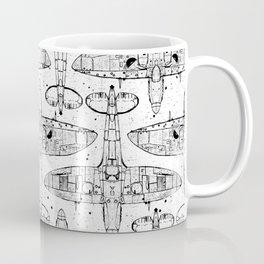 Spitfire Mk. XIV (Light) Coffee Mug
