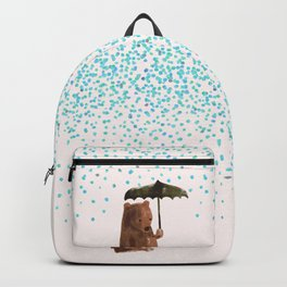 Rain rain go away Backpack