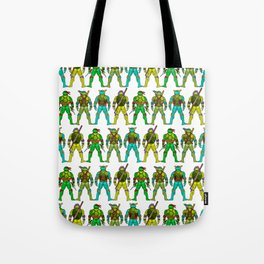 Superhero Butts - Turtles Tote Bag