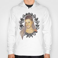 ariana grande Hoodies featuring Ariana II by Share_Shop