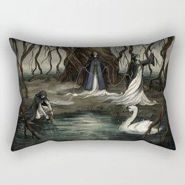 The Norns Rectangular Pillow