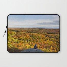 Looking at Autumn Laptop Sleeve