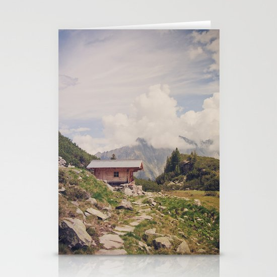 Into The Wild Stationery Cards