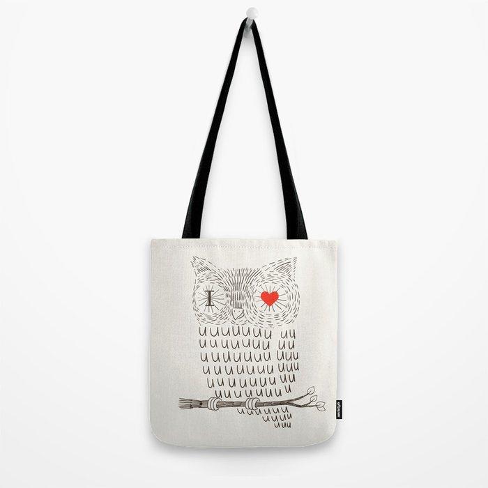 I Love Uuuuuuuu Tote Bag