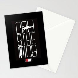 Calisthenics Stationery Cards