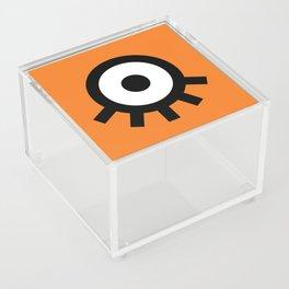 A Clockwork Acrylic Box