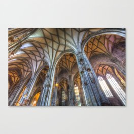 St Stephen's Cathedral Vienna Canvas Print