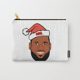 The King LeBronJames Natal Carry-All Pouch