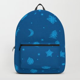 AFE Festive Pattern Backpack