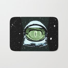 Astro Reptoid Bath Mat