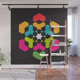 hexeosis5c Wall Mural