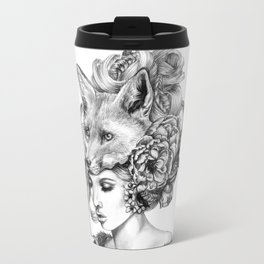 Forgotten Crabapples Travel Mug
