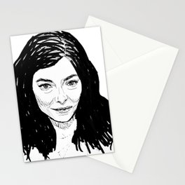Pure Heroine Stationery Cards