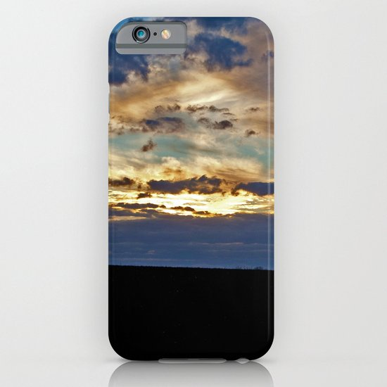 Fire Came Down From Heaven iPhone & iPod Case