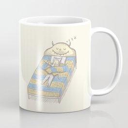 My Monster Bed Coffee Mug