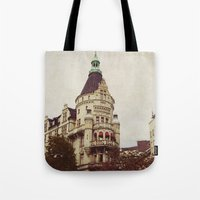 sweden Tote Bags featuring Sweden by MillennialBrake