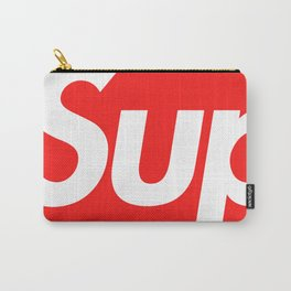 Supreme Hypebeast Carry-All Pouch