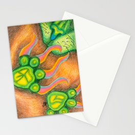 Animal Instinct - Prismacolor - Mazuir Ross Stationery Cards