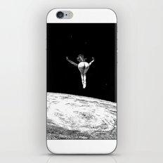 asc 579 - Le vertige (Gaze into the abyss) iPhone Skin