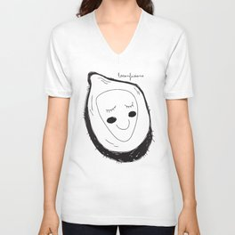 Avocado Girl Unisex V-Neck