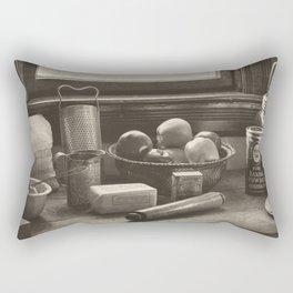 Vintage Art - All The Fixings Rectangular Pillow