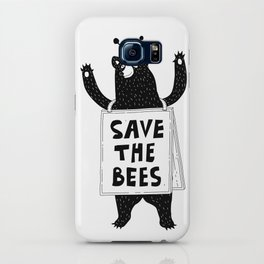 SAVE THE BEES iPhone Case