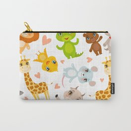 cute baby animals Carry-All Pouch