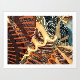 Intertubes Art Print