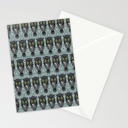 Owling pt2 Stationery Cards